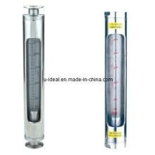 Débitmètre de ligne Flowmeterin de tuyau en plastique Ev-Series