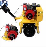 Single Drum Construction Compactor Road Roller