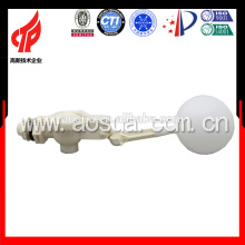 """1 """"bola de flutuação para torre de resfriamento de água, válvulas de flutuador de plástico / válvula flutuante com esfera de plástico DN32"""