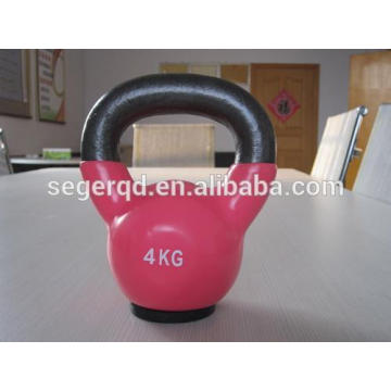 Fitness body building iron custom kettlebell