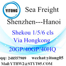Global Freight Forwarder nach Hanoi