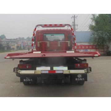 Dongfeng Tianjin Flatbed Wrecker Truck
