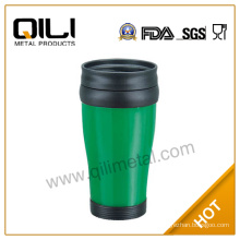 Plastic food grade cup with custom color