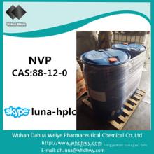 CAS: 88-12-0 Adhesivo químico Nvp / N-Vinyl-2-Pyrrolidone / N-Vinylbutyrolactam