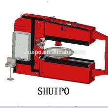 Tank Head CNC Flanging Machine/3000mm OD Tank Head Forming Machine