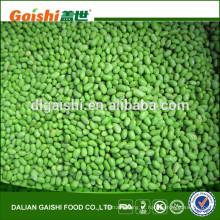 soja verde congelada congelada edamame verde