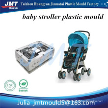 OEM plastic injection molding baby stroller for baby sitting and lying comfortable mold tooling factory