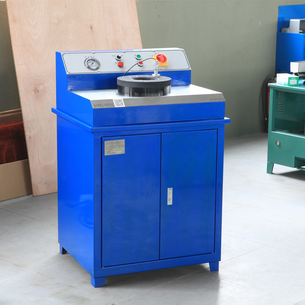 Crimping Machine For Nut
