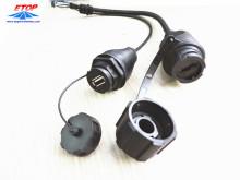 Teracu kabel USB kalis air