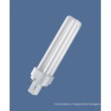 PL, компактная люминесцентная лампа (PLC)