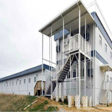 Casa móvel de montagem rápida da construção de aço pré-fabricada com certificação do Ce