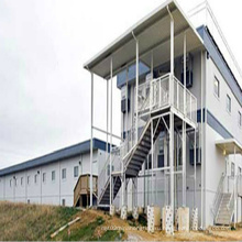 Быстрый монтаж конструкции стальной передвижной дом с аттестацией CE