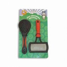 Cepillo de la preparación del animal doméstico, cepillo del perro (yb29108)