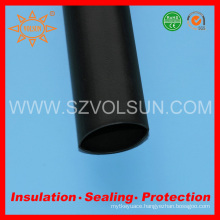 Black Large Diameter 200mm Heat Shrink Tubing with RoHS