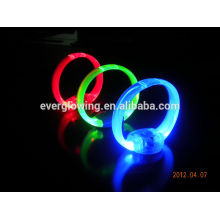 sound activated led glow bracelet HOT sell 2017