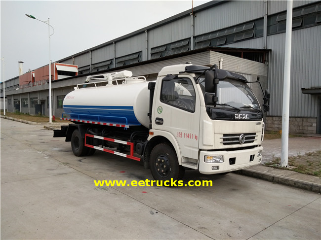 Sewage Cleaner Truck