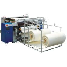 Máquina de acolchoamento de multi-agulha de computador não-Shuttle (looper)