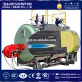 Factory price industrial packaged 6 ton steam diesel oil LPG gas boiler