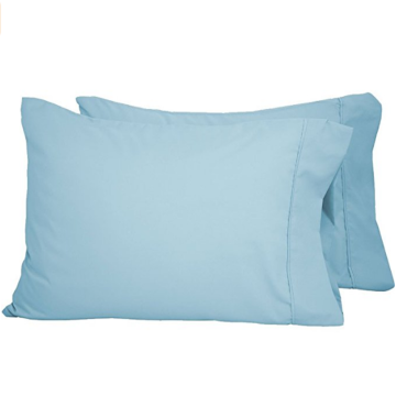 Sarung bantal Microfiber Brushed Double berwarna