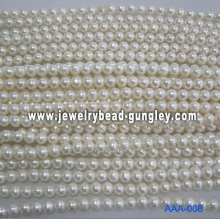 Fresh water pearl AA grade 7.5-8mm