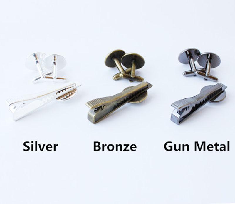 Promotional Unique Metal Tie Clip For Men