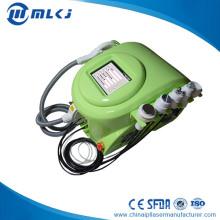 Cavitación RF que adelgaza 6 en 1 máquina multifuncional de la belleza IPL