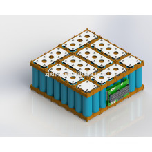 lifepo4 аккумулятор 48V 40Ah для электрического трехколесного аккумулятора