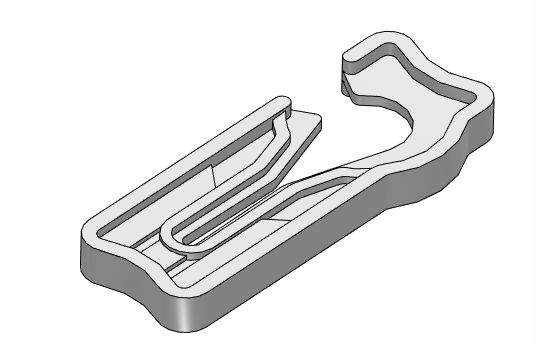 3d Open Jaw Slide Clamp