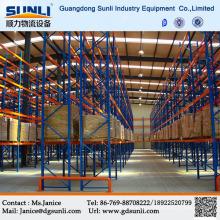 Feito em China armazém armazenamento aço inoxidável porta palete