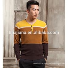 мужская кашемир V шеи свитер фабрики