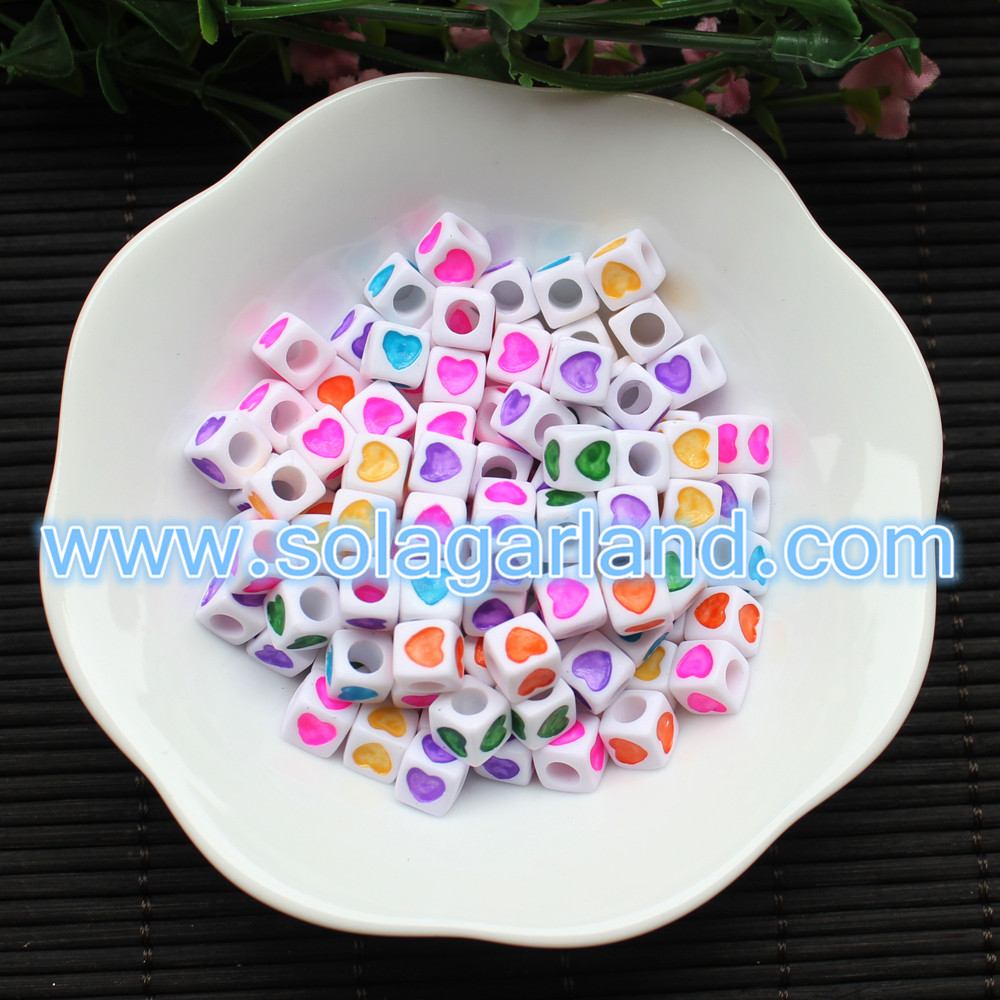 7MM Spacer Loose Beads