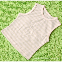 Comfortable 100% Organic Cotton Baby Vest