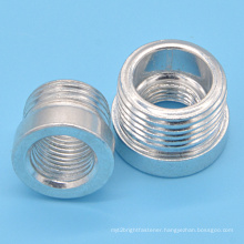 Carbon Steel Threaded Pipe Fitting Nut (CZ173)