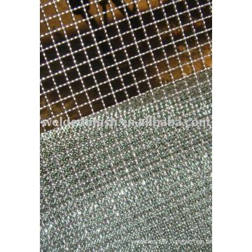 galvanized crimped wire mesh