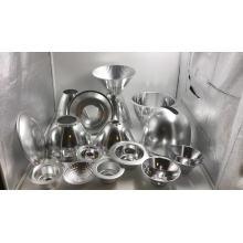 tasse de réflecteur menée par revêtement sous vide de miroir en aluminium personnalisé