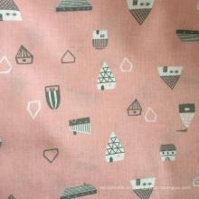 100% algodón franela impresa para pijamas