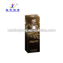 Caixa de cosméticos de papel de luxo compõem embalagens