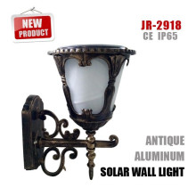 led-solar powered long working wall light,solar wall light,solar wall light