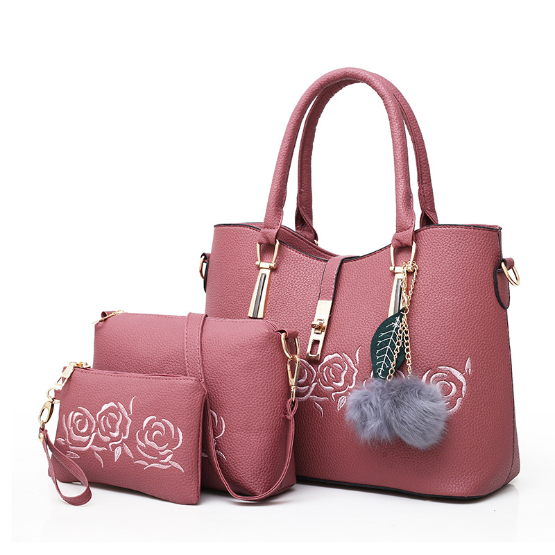 Customised Branded Fancy Beach Shoulder Ladies Bag Handbag