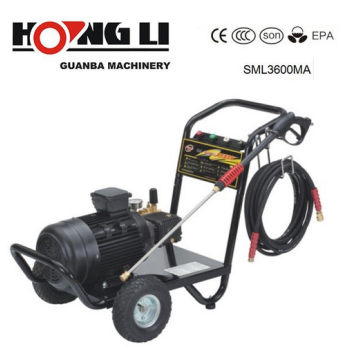 SML3600MA high pressure washer pumps 3600psi 7.5kw