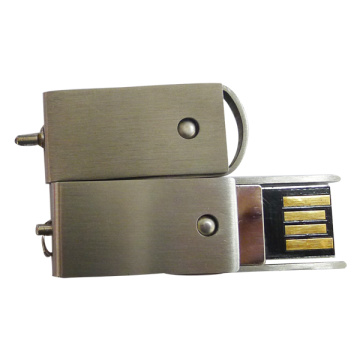 Nuevo Mini USB Metal Swivel Stick 16g
