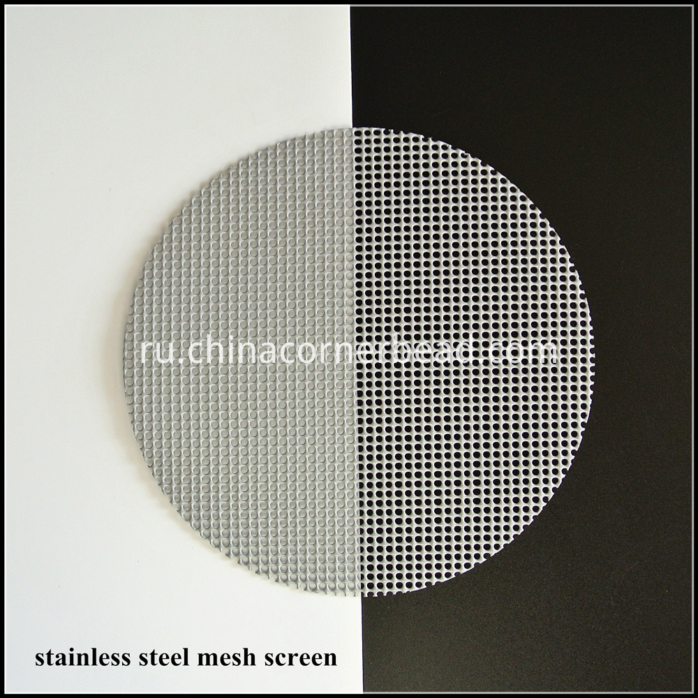 stainless steel mesh screen 50 light grey