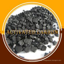 Carvão ativado baseado na base de porca para recuperação de ouro