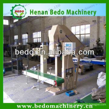 China best supplier coal bagging machine/ coal ball briquettes bagging machine 008613253417552