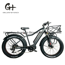 26inch Addmotor Snow Tire Bafang 1000W Middle Motor E-Bike