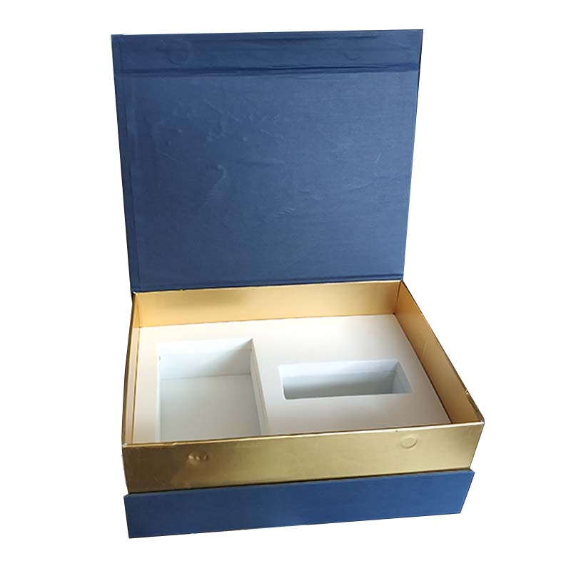 high-grade pen holder flip gift box