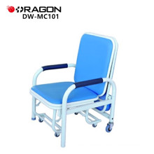DW-MC101 Hospital room accompany chairs with armrest