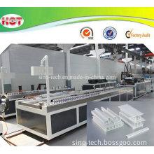 PVC/Plastic Window Profiles Extruder/Making Machines