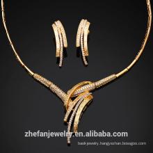 Full set jewelry bracelet necklace ring earring