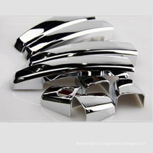China famous car door handle / zinc alloy aluminum alloy door handle